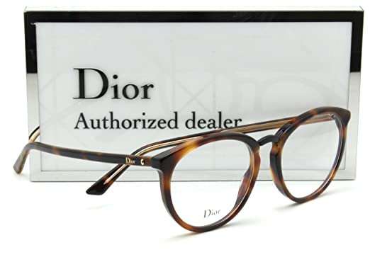 efd99c1c46 Image Unavailable. Image not available for. Color  Dior MONTAIGNE 39 Women  Eyeglasses ...