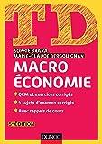 TD Macroéconomie - 5e édition