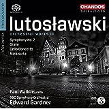 Lutosławski: Orchestral Works Vol. 3 (Symphony No. 2/ Cello Concerto)