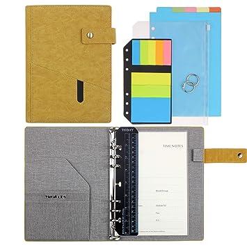 SynLiZy A5 Agenda Organizadore personale Planificadore ...