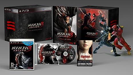 Amazon.com: Ninja Gaiden 3 Collectors Edition: Video Games