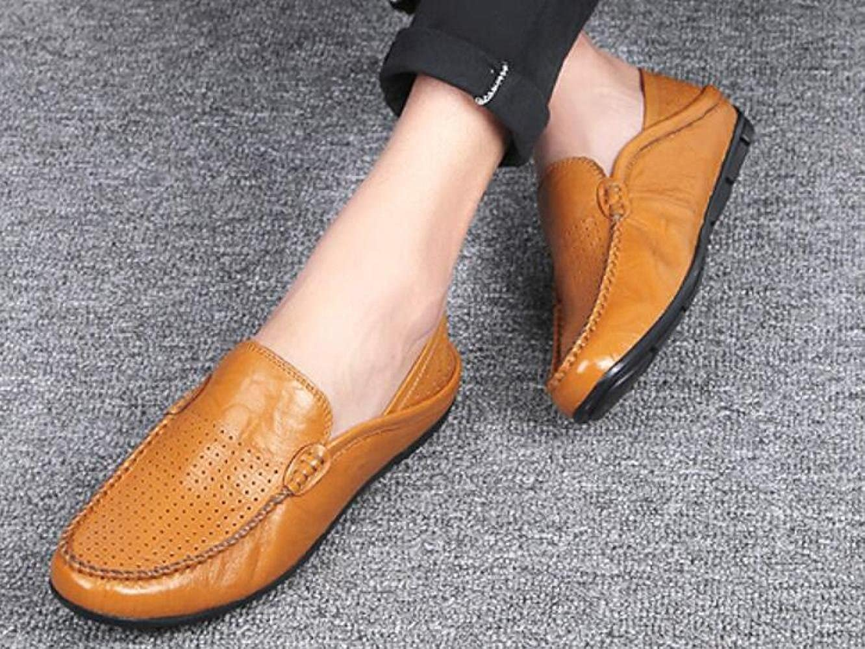 GTYMFH Freizeitschuhe Atmungsaktiv Einzelne Schuhe Bequeme Herrenschuhe Herrenschuhe Herrenschuhe cda3ec
