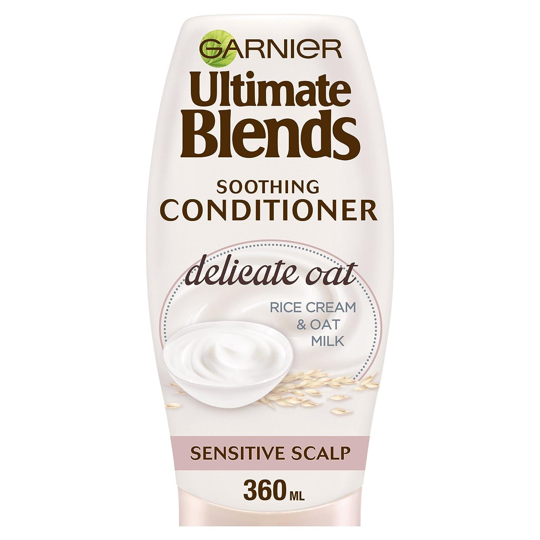 Garnier ultimate blends, avena, leche sensible cuero cabelludo Acondicionador, 360 ml, pack de 6: Amazon.es: Belleza