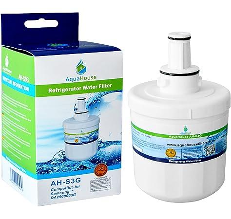 Puredrop PD093F Compatible Samsung DA29-00003F DA29-00003A DA29-00003B Aqua Pure Plus HAFIN1/EXP - Filtro de Hielo y Agua para frigorífico: Amazon.es: Hogar