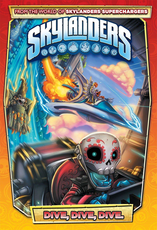 Skylanders: Dive, Dive, Dive PDF