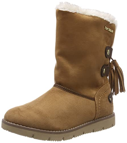new product 1ce1a da3e4 Tom Tailor Women's 5893101 Slouch Boots