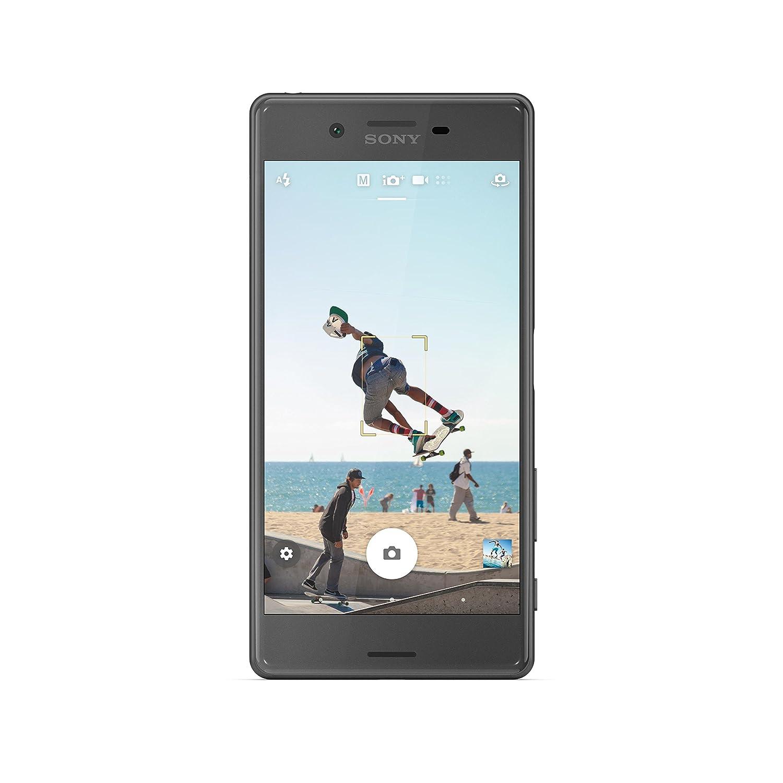 Amazon.com: Sony Xperia X unlocked smartphone,32GB Black (US ...
