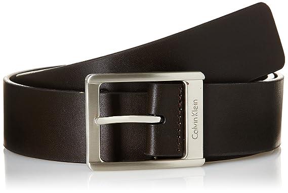 Calvin Klein Jeans K50K500520 - Ceinture - Homme - Marron (Espresso) - FR  4ccf2d48d68