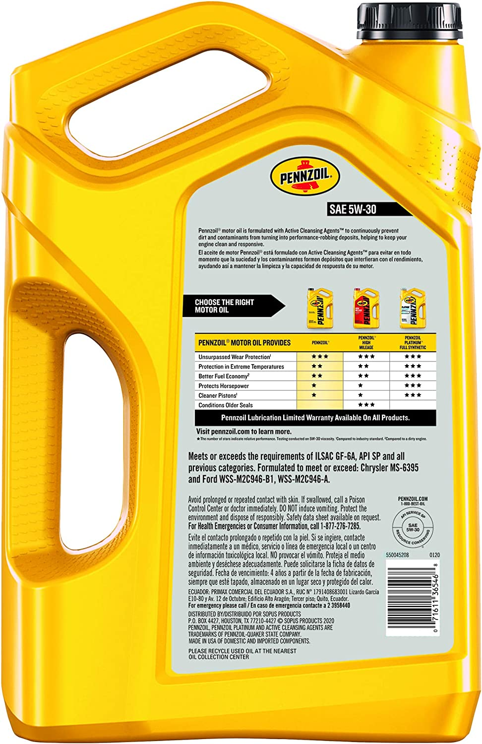 best conventional motor oil consumer reports