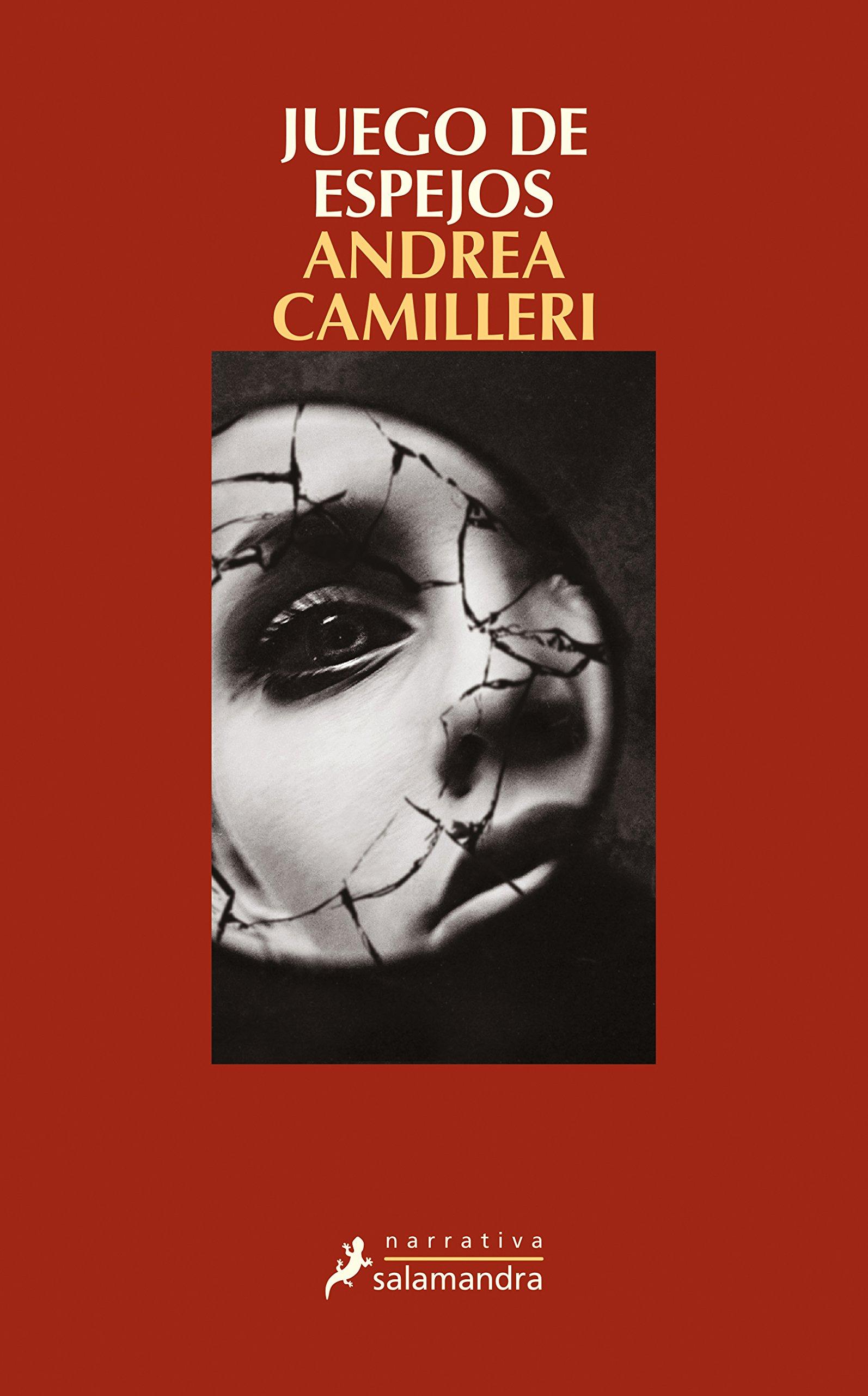 Juego de espejos: Montalbano - Libro 22 (Narrativa): Amazon.es: Andrea  Camilleri: Libros