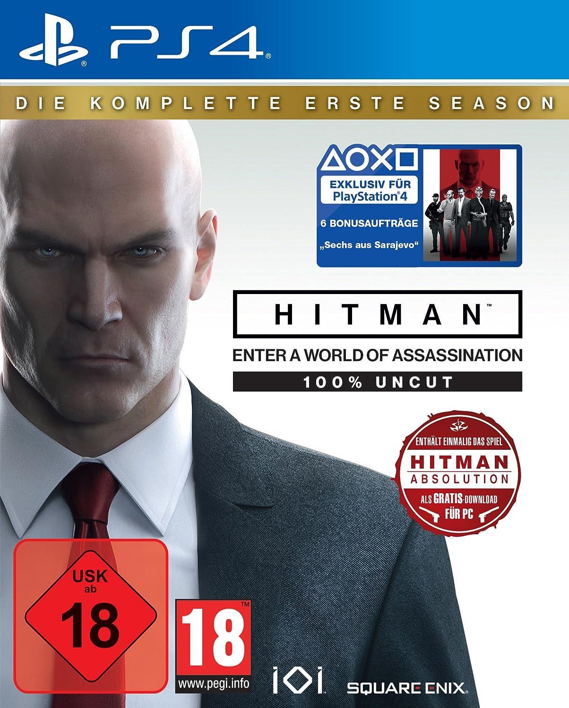 HITMAN: Die komplette erste Season - PlayStation 4 [Importación ...