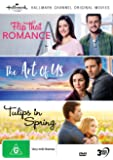 Hallmark 3 Film Collection (Flip That Romance/The Art of Us/Tulips in Spring)