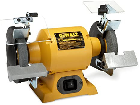 Surprising Factory Reconditioned Dewalt Dw756R 6 Inch Bench Grinder Gmtry Best Dining Table And Chair Ideas Images Gmtryco