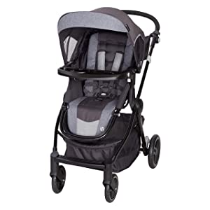 Baby Trend City Clicker PRO Stroller, Soho Grey