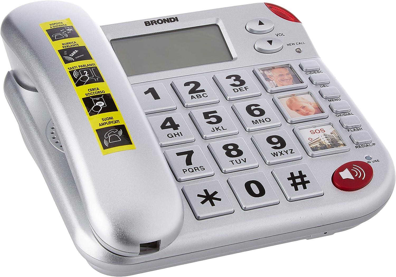 Brondi Super Bravo Plus Telefon Elektronik