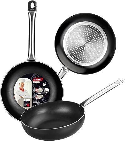 IBILI 403124 - Sarten Honda I-Chef 24 Cm: Amazon.es: Hogar
