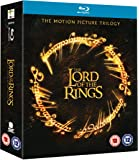 The Lord of the Rings: The Motion Picture Trilogy [Blu-ray] [3Blu Rays+3 DVD's]