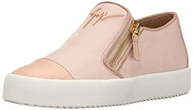 398968b8f8332 GIUSEPPE ZANOTTI Women's RS6118 Fashion Sneaker, Birel Shell, 6 M US