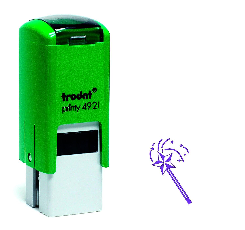Trodat Printy Magic Wand design insegnanti stamp