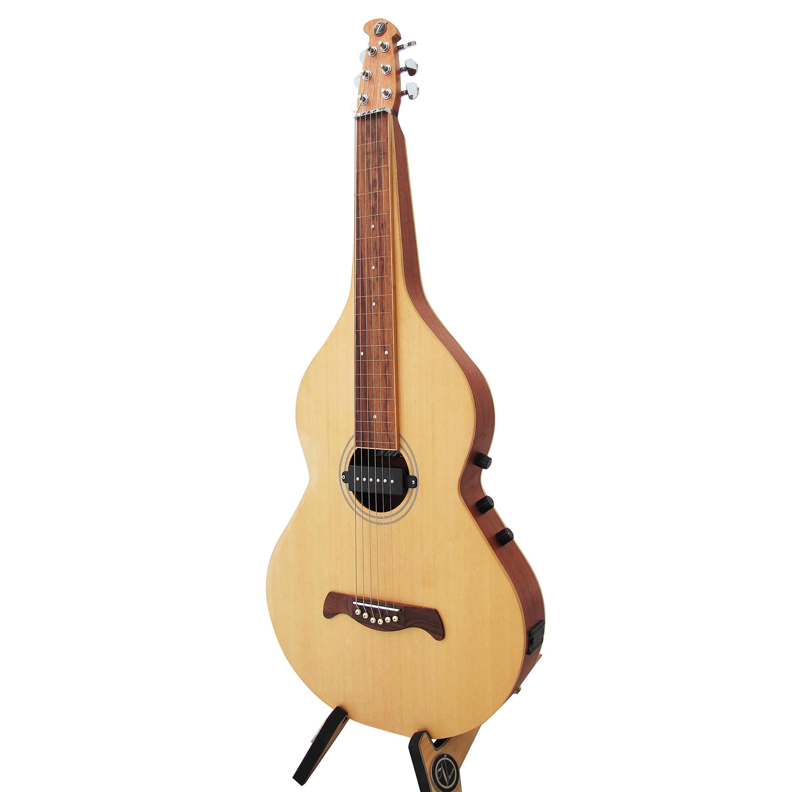 Vorson W1 W-Style Acoustic-Electric Lap Steel Guitar