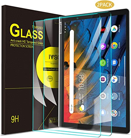 IVSO Templado Protector para Lenovo Yoga Smart Tab, Premium ...