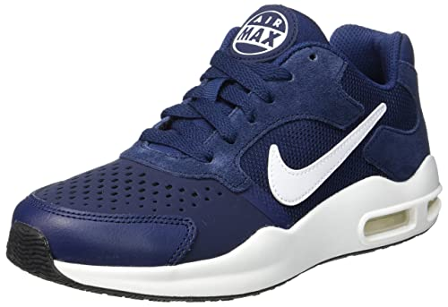 Air Max Guile (GS), Unisex Kids Training Shoes, Blue (Midnight Navy/White), 6 UK (40 EU) Nike