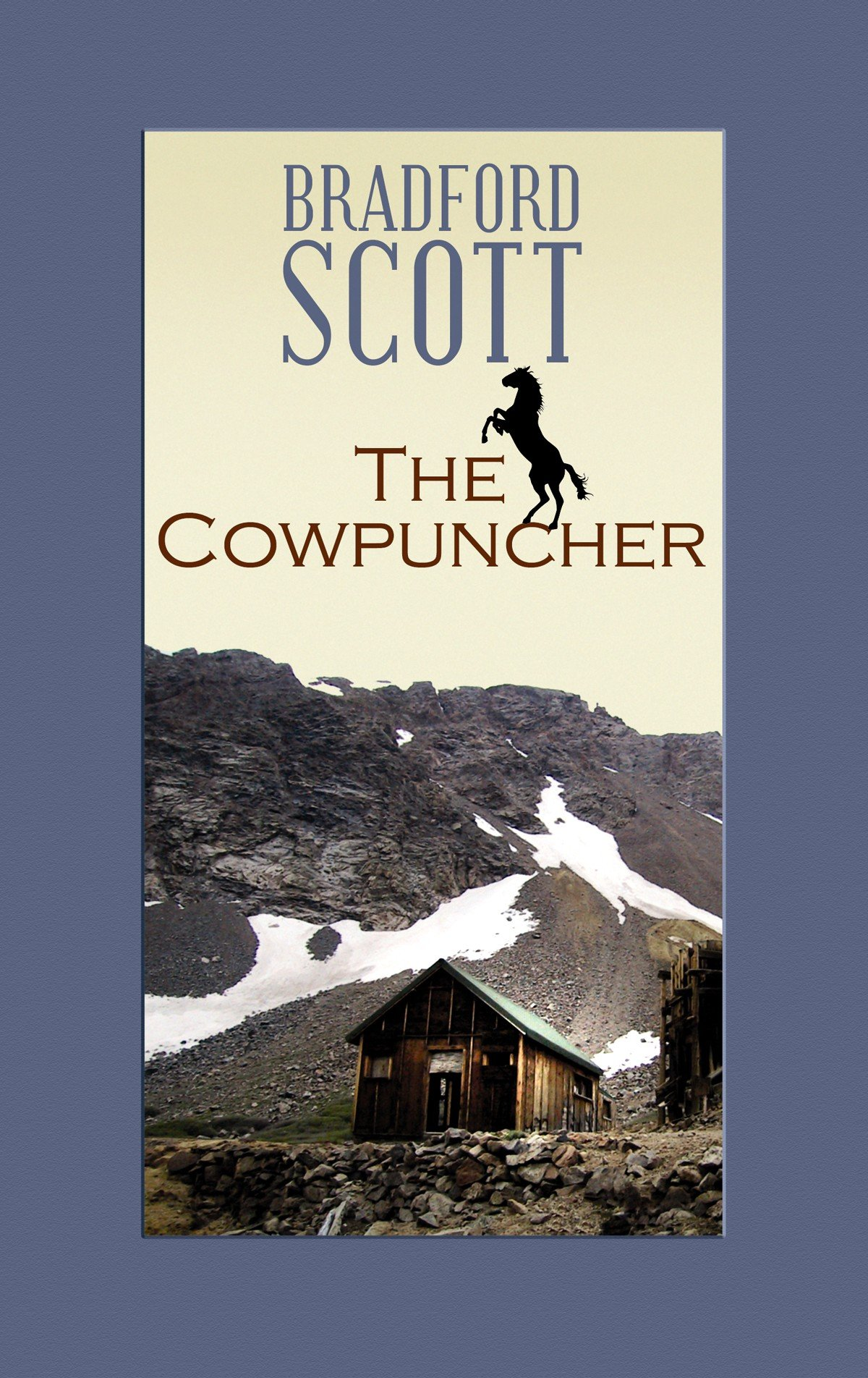 The Cowpuncher (Leisure Western)