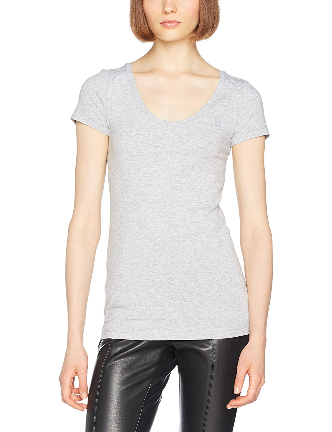 5f1ce57ac987a2 G-STAR RAW Damen T-Shirt Base R T Wmn Cap SL hot sale 2017 - pwc ...