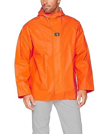 huge discount f5fbe 37110 Helly Hansen Regenjacke HIGHLINER JACKET 70300 wasserdicht 200 3XL - Orange  fluo