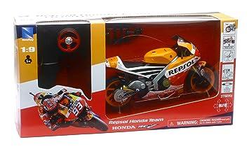 """New Ray 88785 """"Repsol Honda RC213V - Marc Marquez No. Modelo de Motocicleta"""
