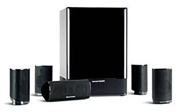 harman kardon home theatre. harman kardon hkts-15 5.1 high-performance, 6-piece home theater speaker theatre 2