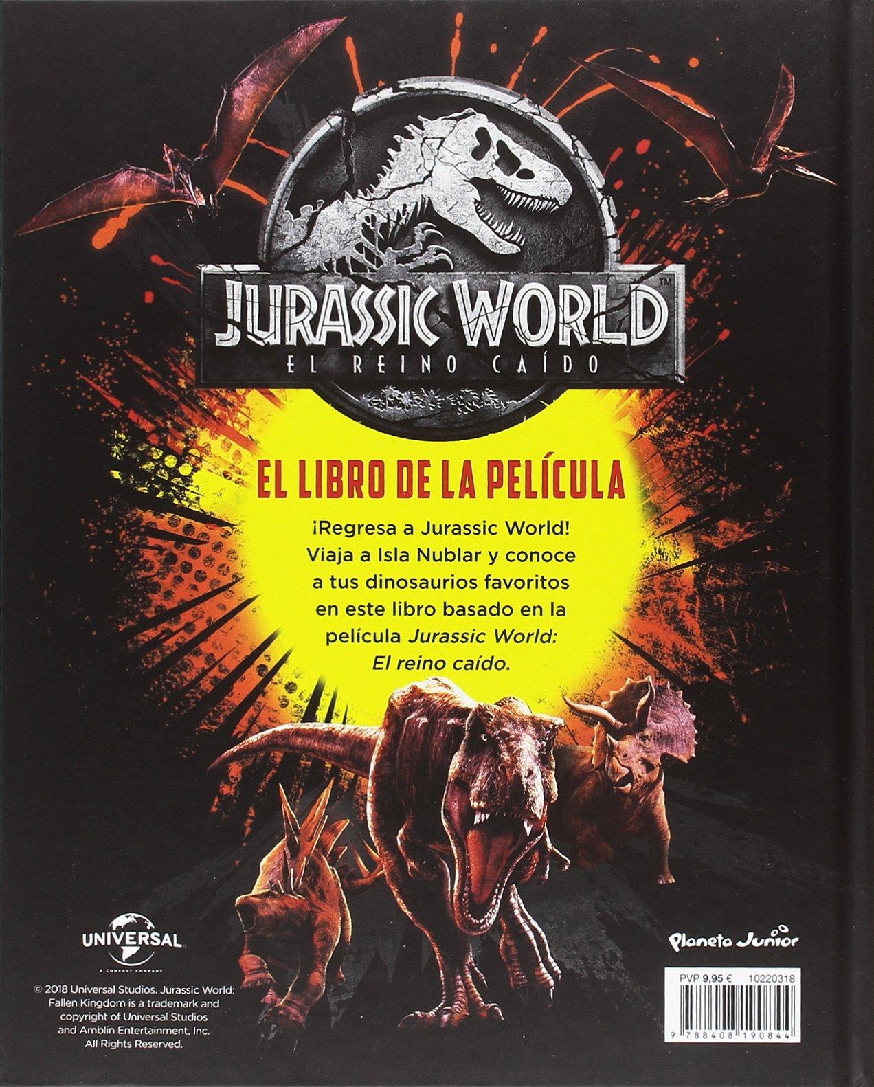 El libro de la película: Amazon.es: Universal Studios, Editorial Planeta S. A.: Libros