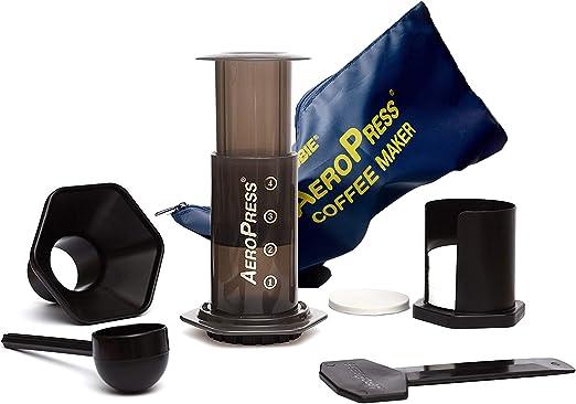 Amazon.com: Cafetera para café y espresso AeroPress ...