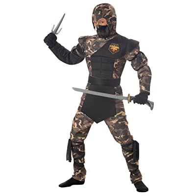 California Costumes Toys Special Ops Ninja: Toys & Games