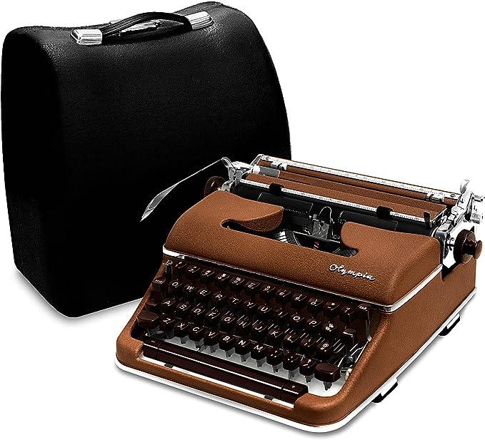 Olympia máquina de escribir 1959 SM4 S (raro cursiva/Script letra ...