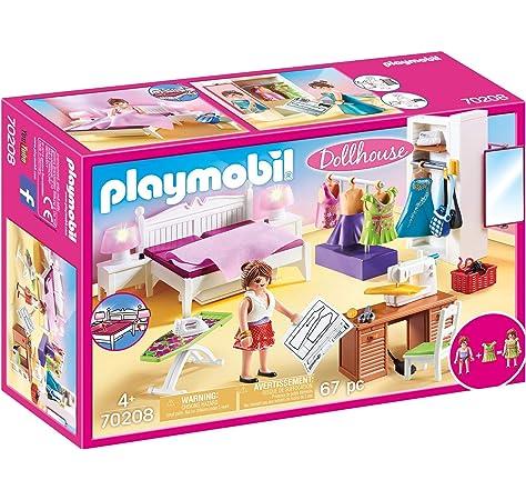 PLAYMOBIL Dollhouse Cocina, A partir de 4 Años (70206): Amazon.es: Juguetes y juegos