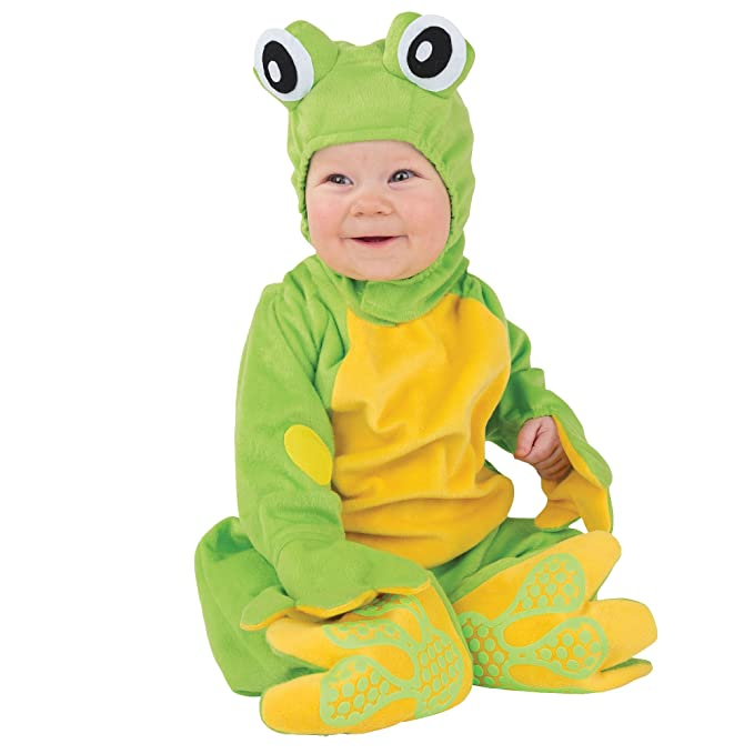 one step ahead baby frog halloween costume size 6 12 months