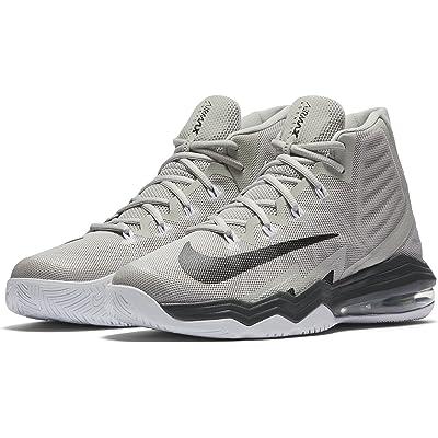 Nike Men Air Max Audacity 2016 Basketball Shoe, Grey