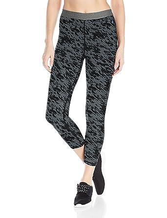 cf86ebdc7c Amazon.com: Champion Women's Everyday Cotton Stretch Capri Legging: Clothing