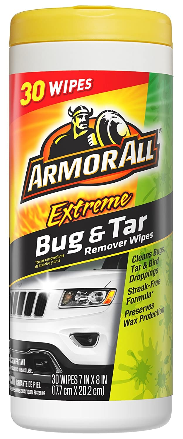 Armor All Extreme Bug & Tar Remover Wipes (30 count) 18499