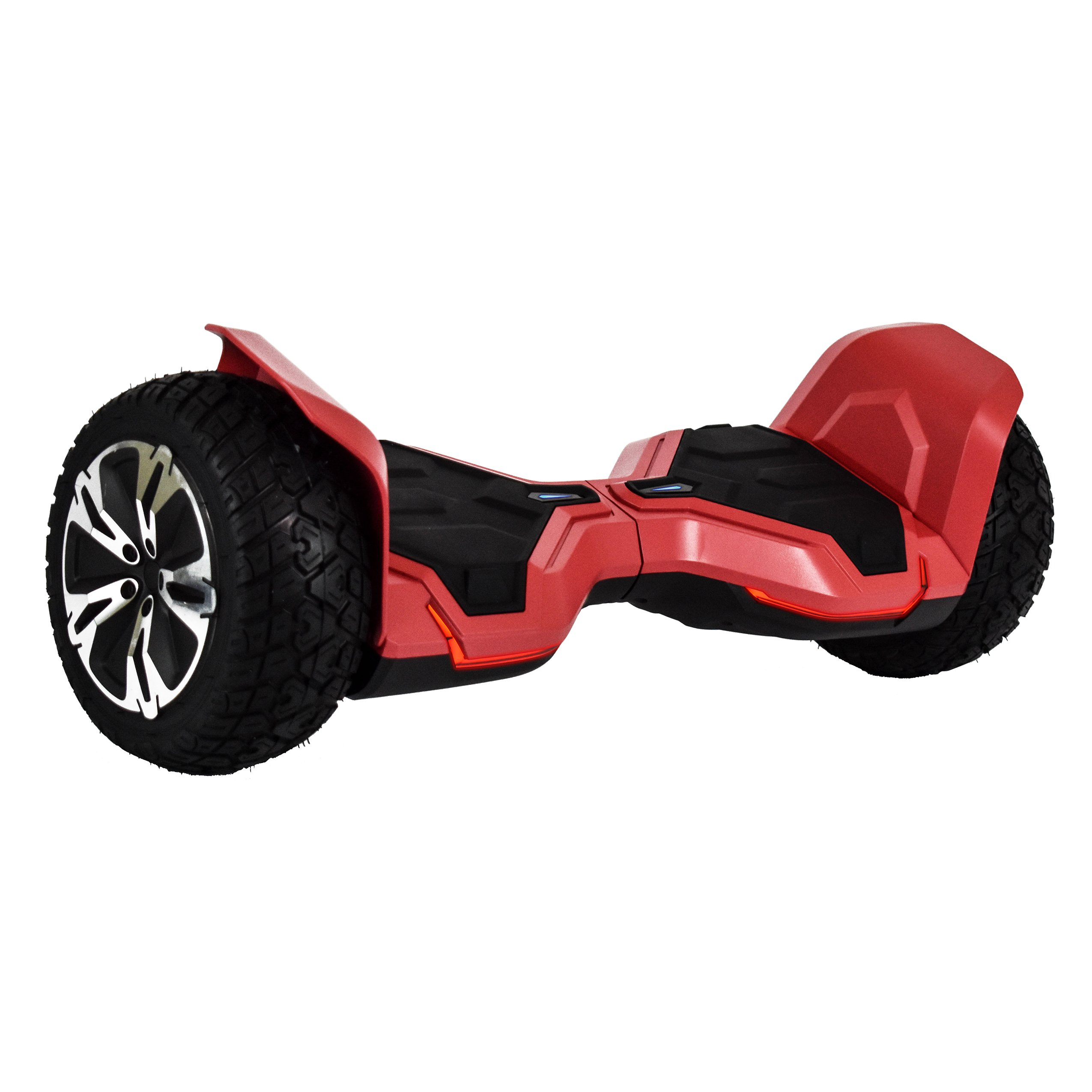 UL2272 8.5'' Hoverboard Off Road Smart Self balancing Scooter with Bluetooth Speaker