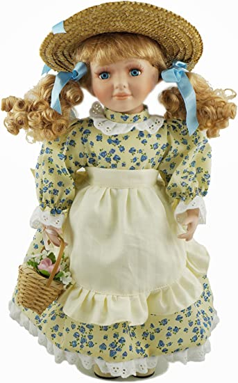 PORCELLANA bambole decorazione-BAMBOLE 4 pezzi PORCELLANA bambole