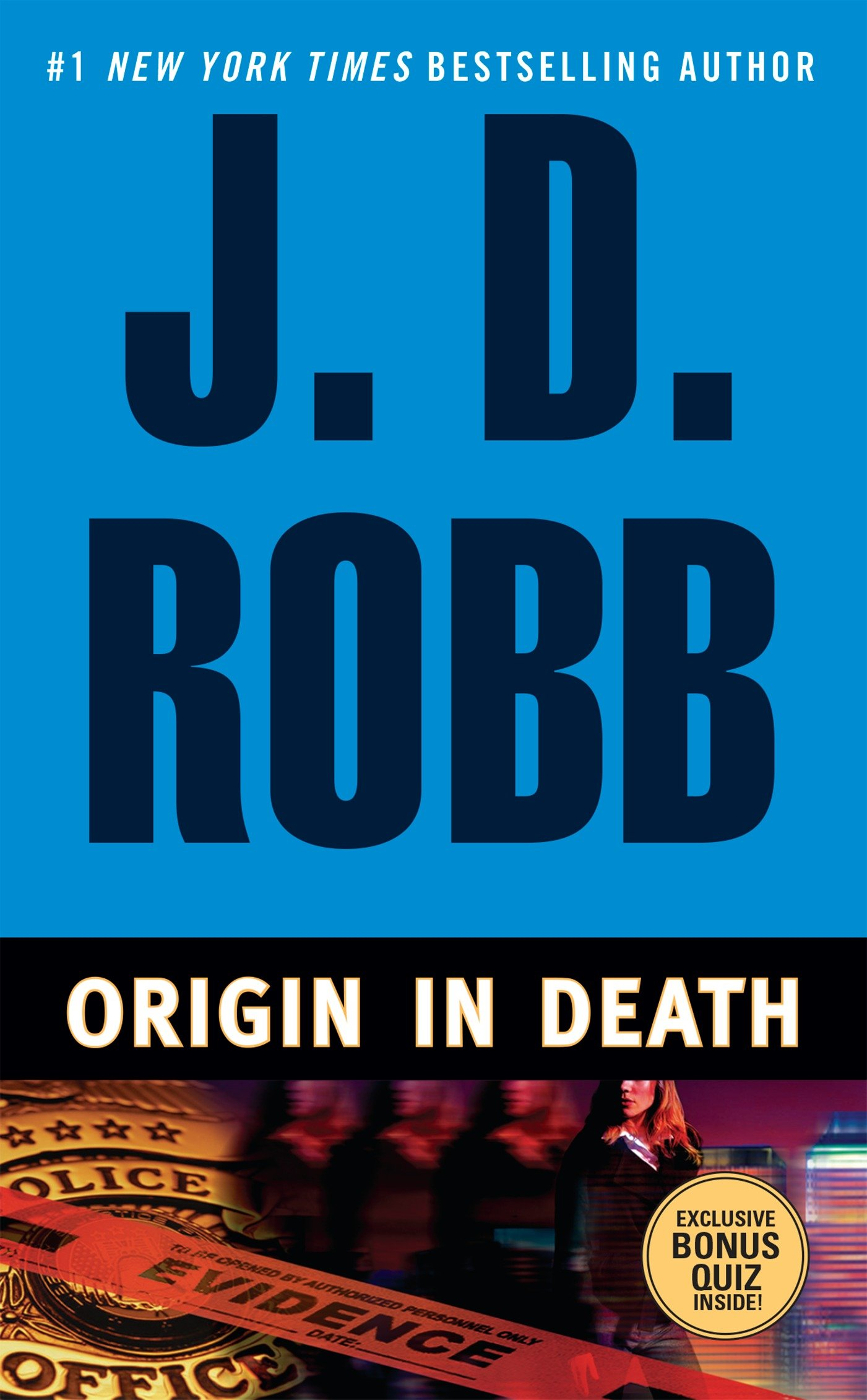 Origin In Death  In Death Book 21