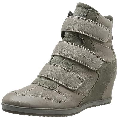 Geox D Illusion J, Sneaker Donna