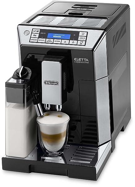 DeLonghi ECAM 45.766.B Independiente Totalmente automática Máquina espresso 1.9L - Cafetera (Independiente
