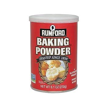 Rumford, Baking Powder, 8 1 oz