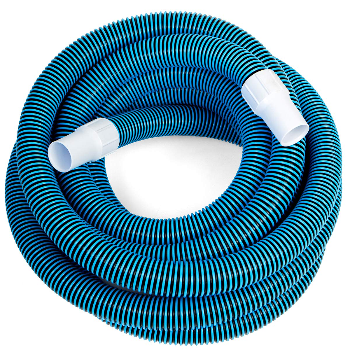 XtremepowerUS In-ground Swimming Pool Vacuum Hose, 1-1/2'' 30FT by XtremepowerUS