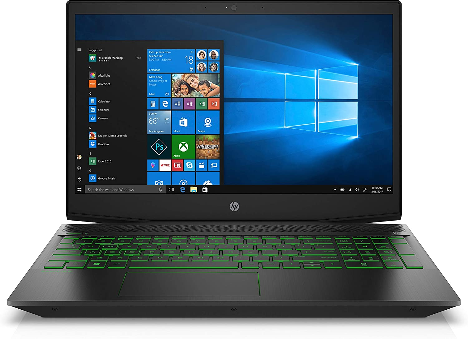 HP Pavilion Gaming Laptop 15.6″ Core i5-8300H