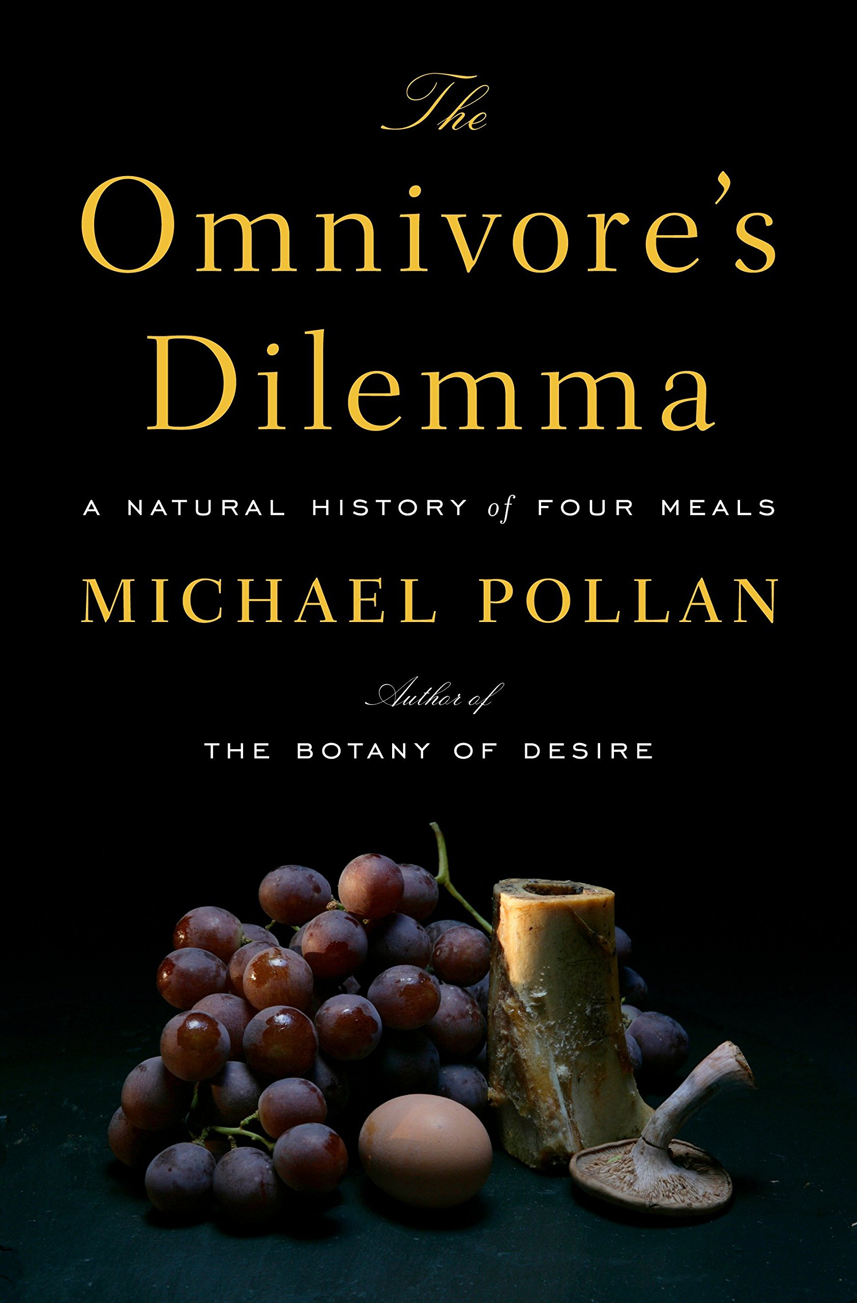 Image result for the omnivore's dilemma book