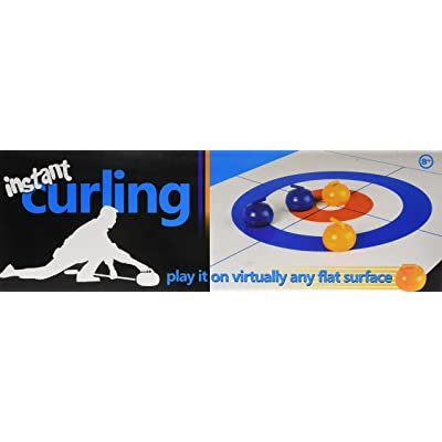 Funtime PL7420 Instant Curling: Toys & Games